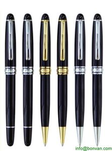 advertising  gift use metal roller and ballpoint pen set,logo can be printed from China