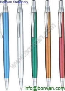 Best Selling advertisement promotion ball pen twist mechanism ball pen from China