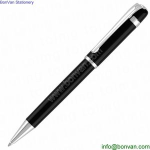 Hot sale heavy metal light tip ball pen ,metal ball pen, stylus ballpoint pen from China