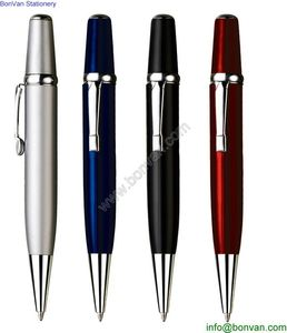 Ballpoint pen Pen with writing instruments, metal promotional Ballpoint pen,high value pen from China